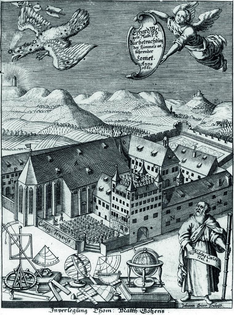 Collegium Jenense, 1661