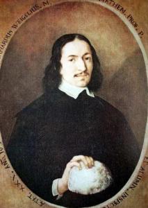 Porträt Erhard Weigel