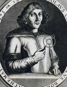 Porträt Copernicus