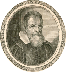 Porträt Galilei