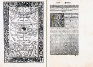 Johannes Regiomontanus. Epytoma in Almagestum Ptolomaei.