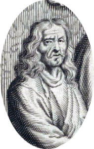 Porträt Johannes Hevelius